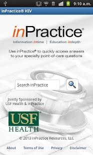 inPractice® HIV - screenshot thumbnail