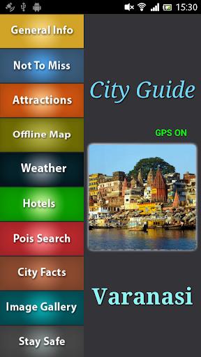 Varanasi Offline Guide