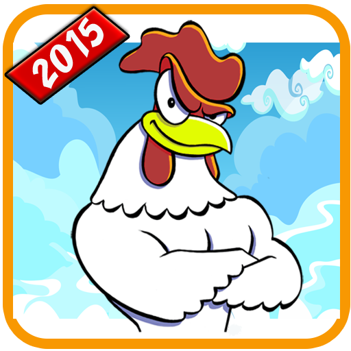 Flying Chicken Game Pro 2015