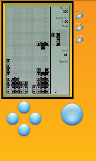 FREE][GAME] Tetris Classic - Brick Game - Android Apps & Games