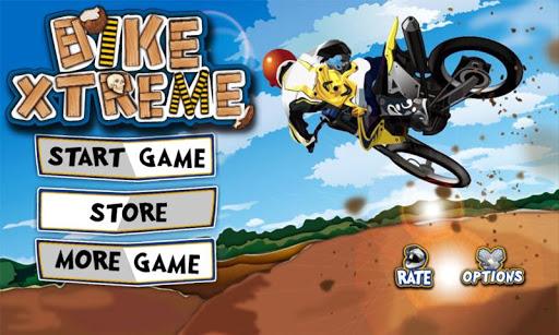 モトクロス - Bike Xtreme
