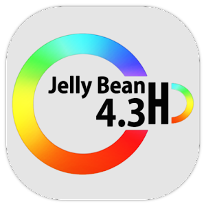 Jelly Bean 4.3 HD Theme APK