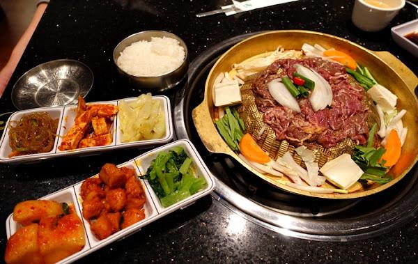 西羅伐韓式料理 @捷運科技大樓、六張犁站