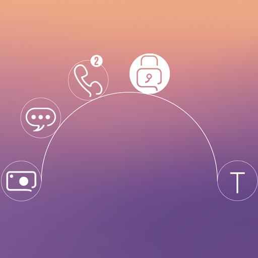 TCL鎖屏 個人化 App LOGO-APP試玩