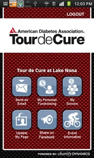 ADA Tour de Cure - screenshot thumbnail