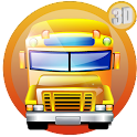 El uso de Bus Simulator 3D icon