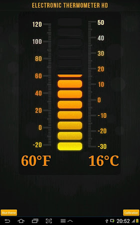 Electronic Thermometer HD 1.5 screenshot 210471