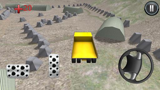 Tip Truck Simulator 3D