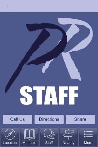 Pickaway Ross CTC Staff App