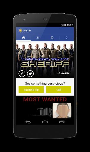 Tuscaloosa County Sheriff