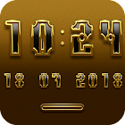 KRONE Digital Clock Widget icon