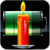 Candle Battery Meter Display