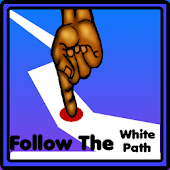 Follow the white path