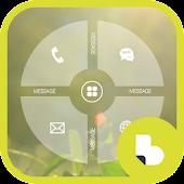 포근한 감성 심플 버즈런처 테마 (홈팩)