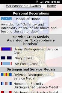 Military Ribbons - Free- screenshot thumbnail