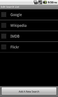 Spiffy Search- screenshot thumbnail