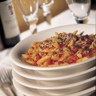 Penne with Spicy Tomato Sauce