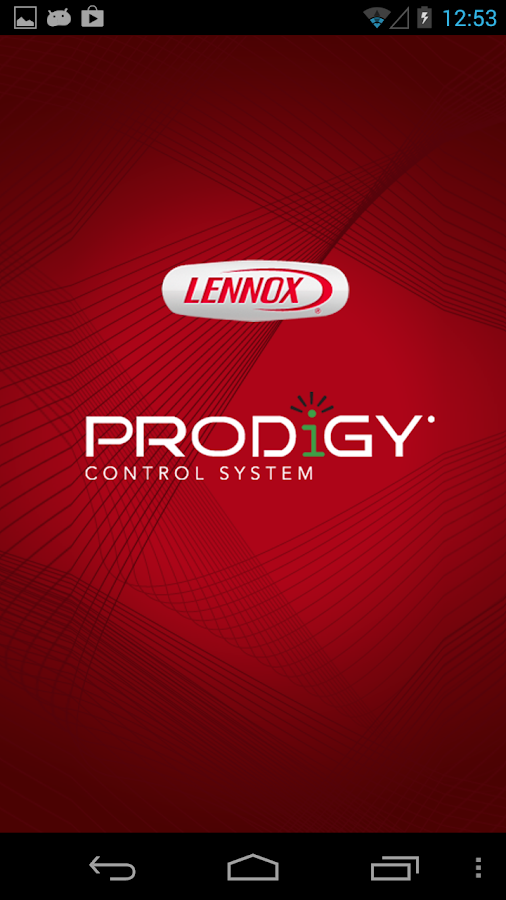 Lennox Prodigy- screenshot