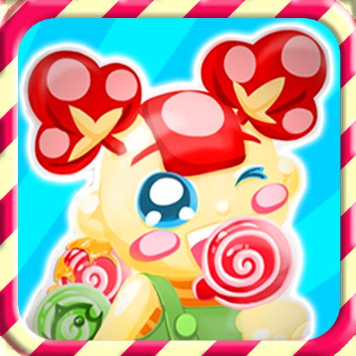 Candy Jewel Clash 2 - Bubble