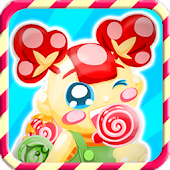Candy Jewel Clash 2 - Bubble