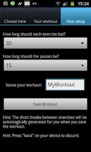 Spartacus Workout Collection - screenshot thumbnail