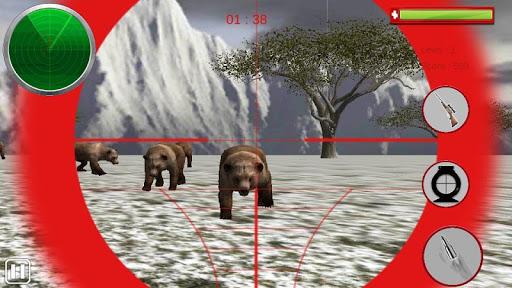 ナイト熊狩り