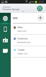 Kaspersky Password Manager - screenshot thumbnail