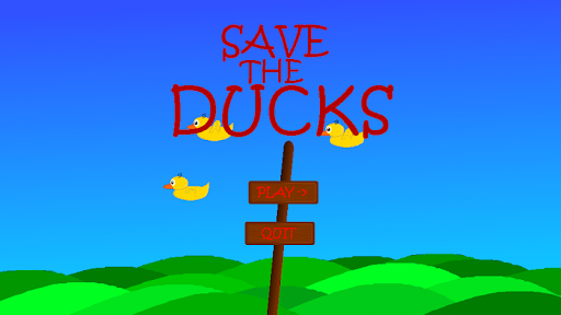 Save The Ducks