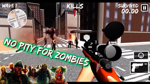 Zombie Sniper Game 1.08 screenshots 5