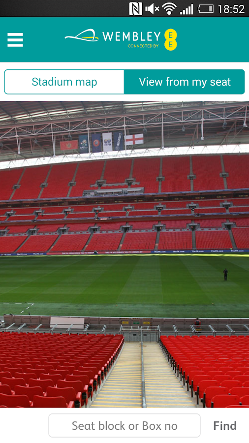 Wembley - screenshot