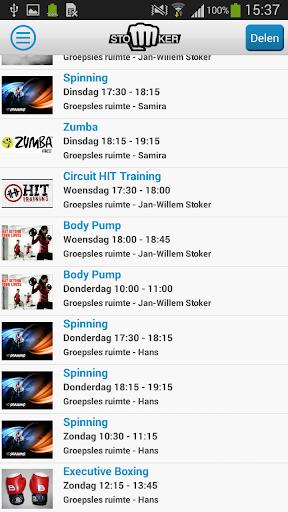 Stoker Health- Fitnessclubs