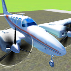 Airport Take-Off Flight Sim