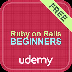 Learn Ruby On Rails by Udemy Icon