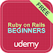 Learn Ruby On Rails by Udemy