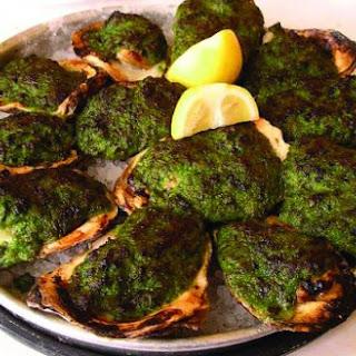 Galatoire's Oysters Rockefeller