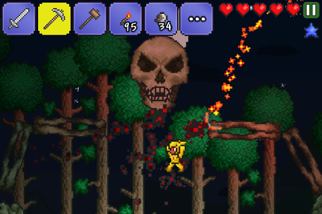 Terraria- screenshot thumbnail