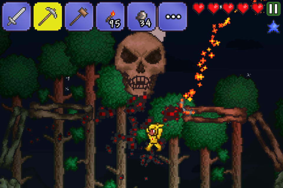 Terraria- screenshot