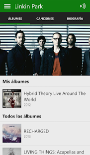 Xbox Music - screenshot thumbnail