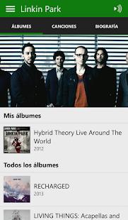 Xbox Music - screenshot thumbnail