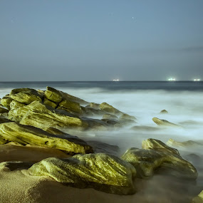 Algae Alive by Marc Anderson - Landscapes Waterscapes ( umhlanga rocks, durban, south africa, marc anderson,  )
