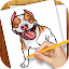Free Download Learn to Draw Dogs and Puppies APK for Samsung
