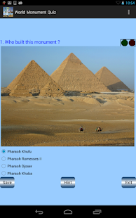 World Monument Quiz- screenshot thumbnail