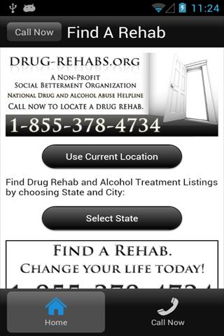 Find A Drug and Alcohol Rehab