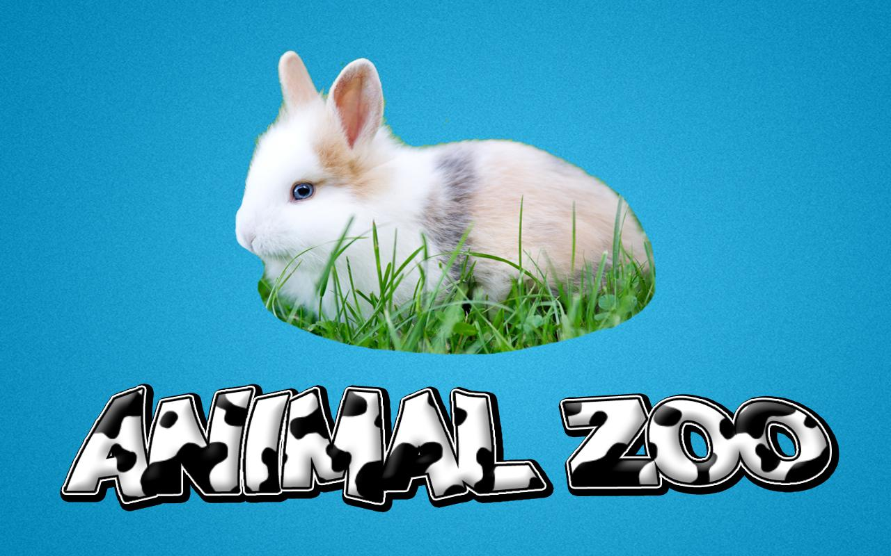 Animal Zoo- Real animal sounds- screenshot