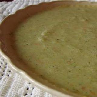 Cream of Broccoli Soup III