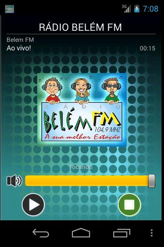 RÁDIO BELÉM FM