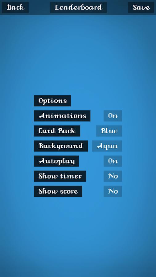 50+ Solitaire Card Games - screenshot