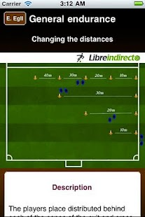 Football Training- screenshot thumbnail