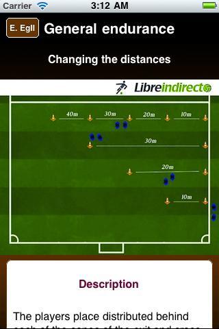 Football Training- screenshot