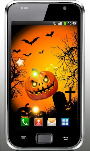 Halloween Joke Live Wallpaper